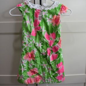 Lilly Pulitzer girls' dress size 7
